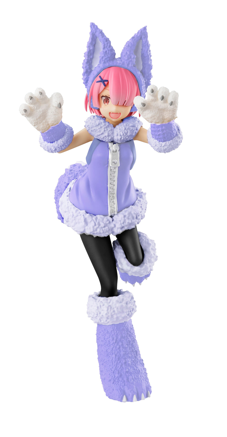 Re:Zero Starting Life in Another World SSS FIGURE - Ram・The Wolf and the Seven