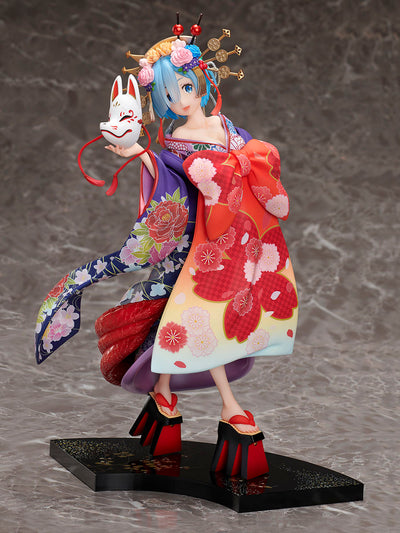 ReZero - Rem - Oiran Dochu - 1/7th Scale Figure