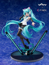 YOWU×F:NEX HATSUNE MIKU CAT EAR HEADPHONE Ver. 1/7 Scale Figure