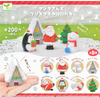 CP0589 - Santa with Christmas Friends - Complete Set