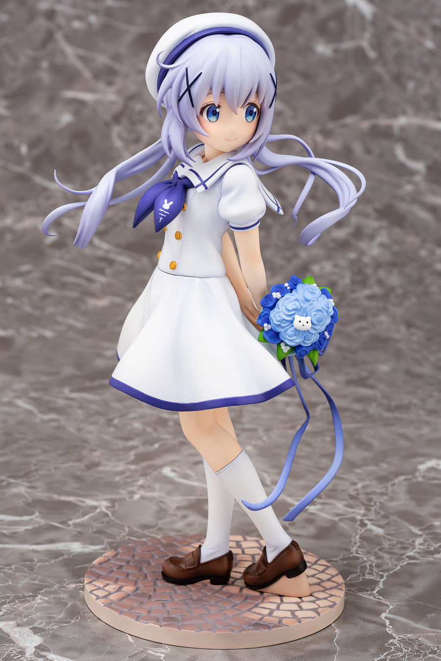 Is the Order a Rabbit ?? - Chino ( Summer Uniform ) - 1/8th Scale Figure