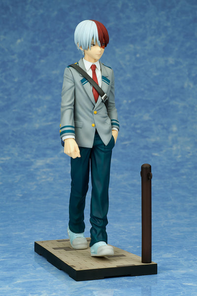 My Hero Academia - KONEKORE Shoto Todoroki Uniform Ver - 1/8th Scale Figure