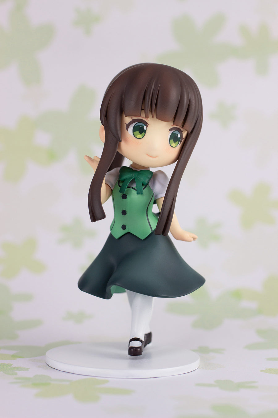 Is the order a rabbit? BLOOM Mini Figure Chiya
