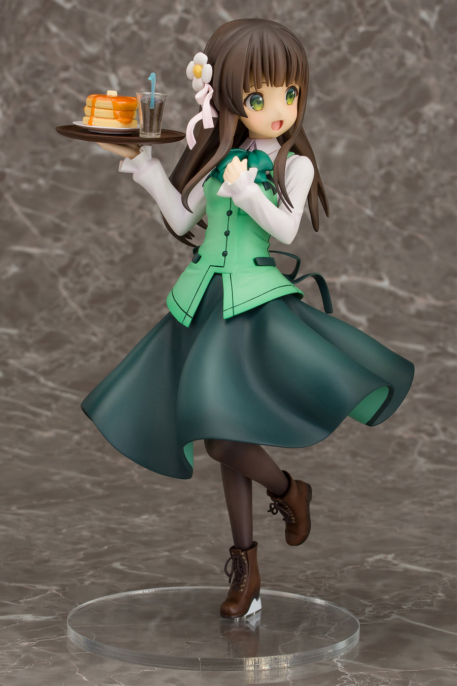 Is the order a rabbit?? Chiya (Cafe Style)(2nd re-run) 1/7th Scale Figure