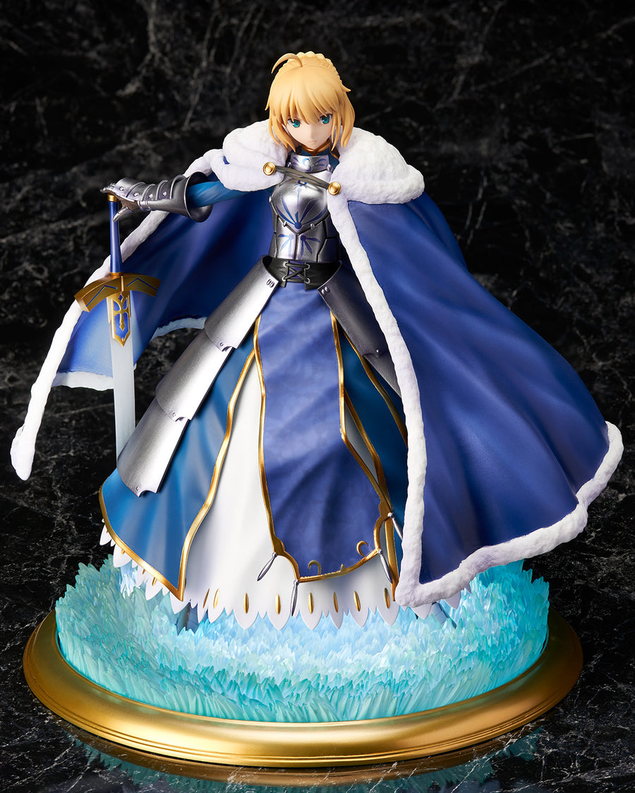 FATE GRAND ORDER SABER ARTURIA PENDRAGON FIGURINE DELUXE EDITION (RE-RUN)