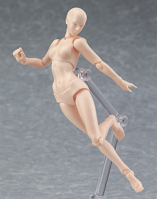 02♀ figma archetype next: she - flesh color ver.(2nd re-run)