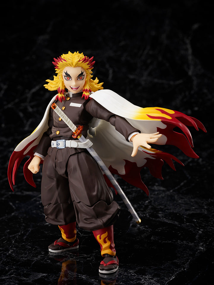 Demon Slayer Kimetsu no Yaiba The Movie Mugen Train BUZZMOD KYOJURO RENGOKU
