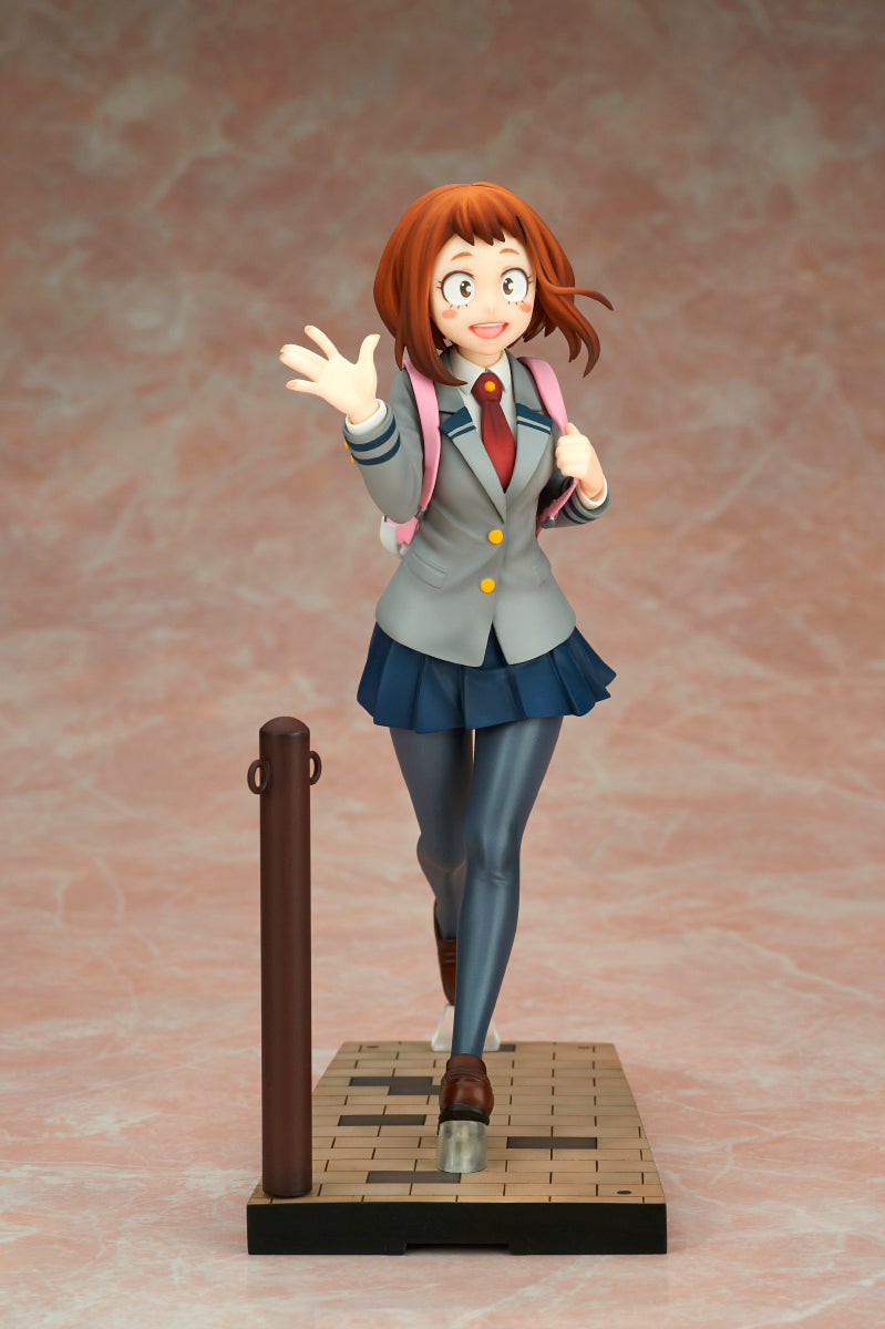 My Hero Academia KONEKORE Ochaco Uraraka Uniform Ver. 1/8 Scale Figure