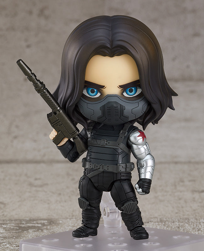 1617-DX Nendoroid Winter Soldier DX