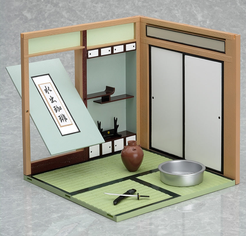 Nendoroid Playset #02: Japanese Life Set B - Guestroom Set (3rd re-run)