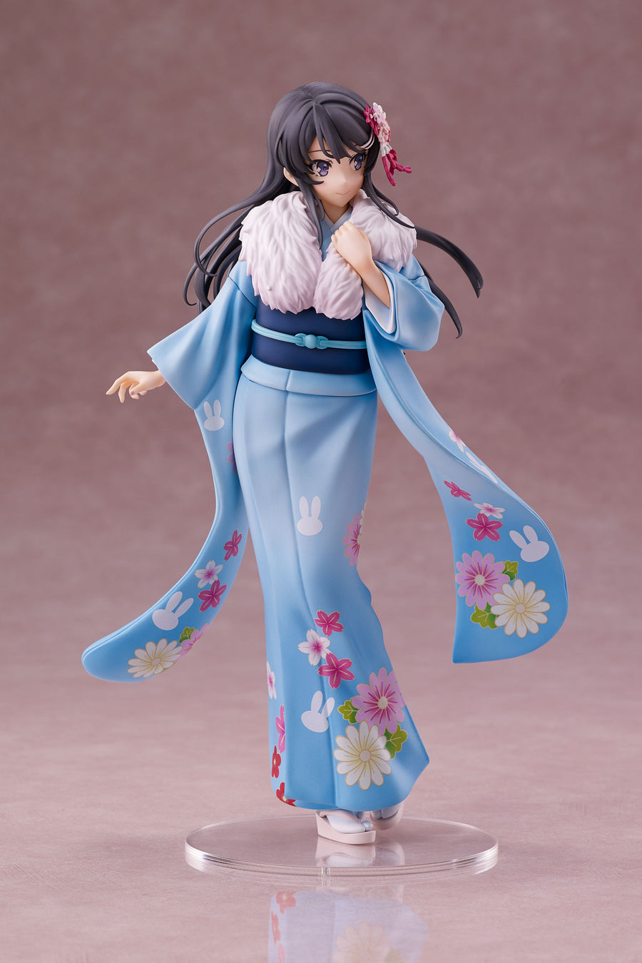 Rascal Does Not Dream of Bunny Girl Senpai - MAI SAKURAJIMA Kimono Ver. Figurine - 1/7th Scale Figure