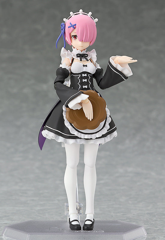 Re:ZERO -Starting Life in Another World- 347 figma Ram (re-run)