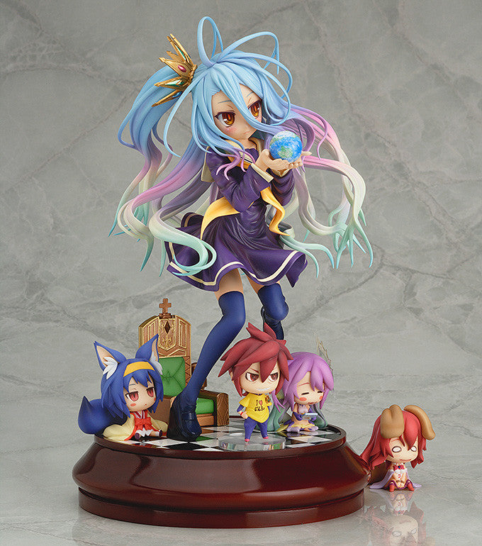 No Game No Life Shiro (3rd run) 1/7 Scale Figure