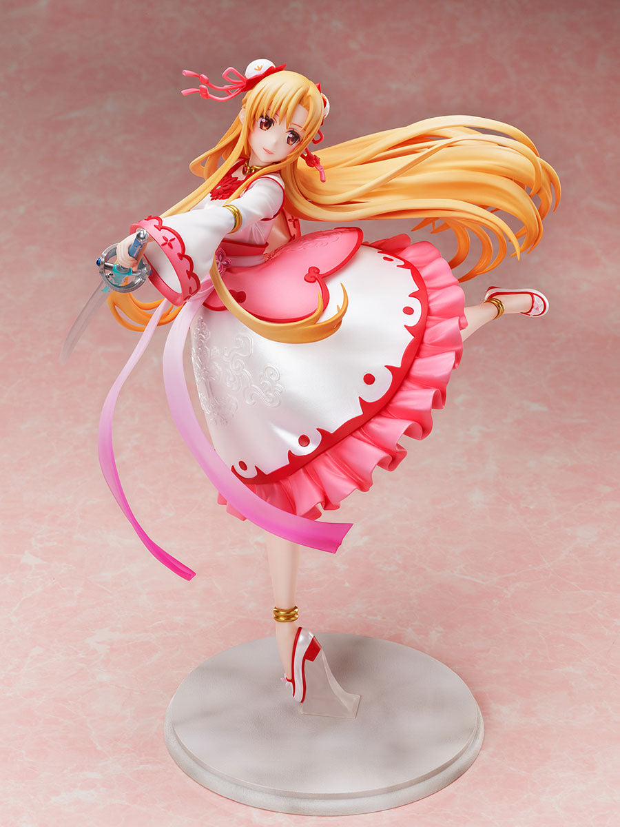 Sword Art Online Alicization War of Underworld Asuna China Dress ver. 1/7 Scale Figure