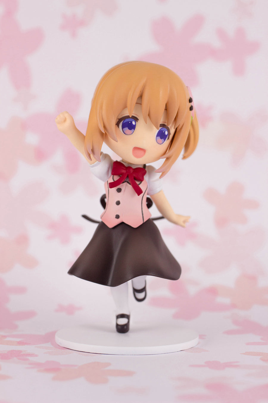 Is the order a rabbit? BLOOM Mini Figure Cocoa