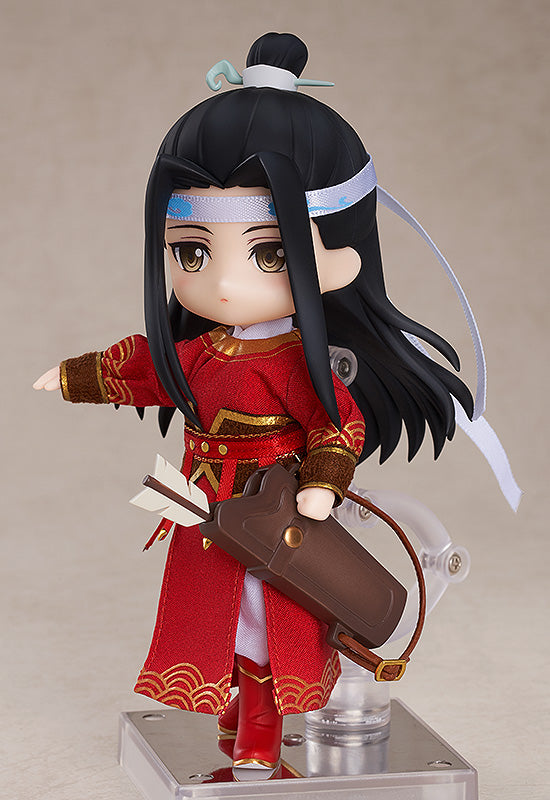 Nendoroid Doll Lan Wangji : Qishan Night - Hunt Ver.