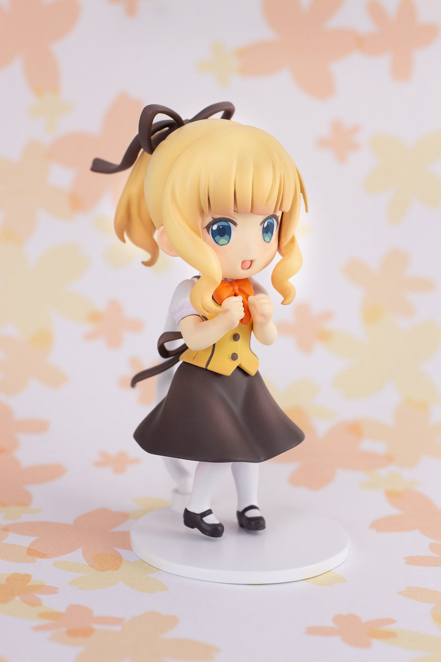 Is the order a rabbit? BLOOM Mini Figure Syaro