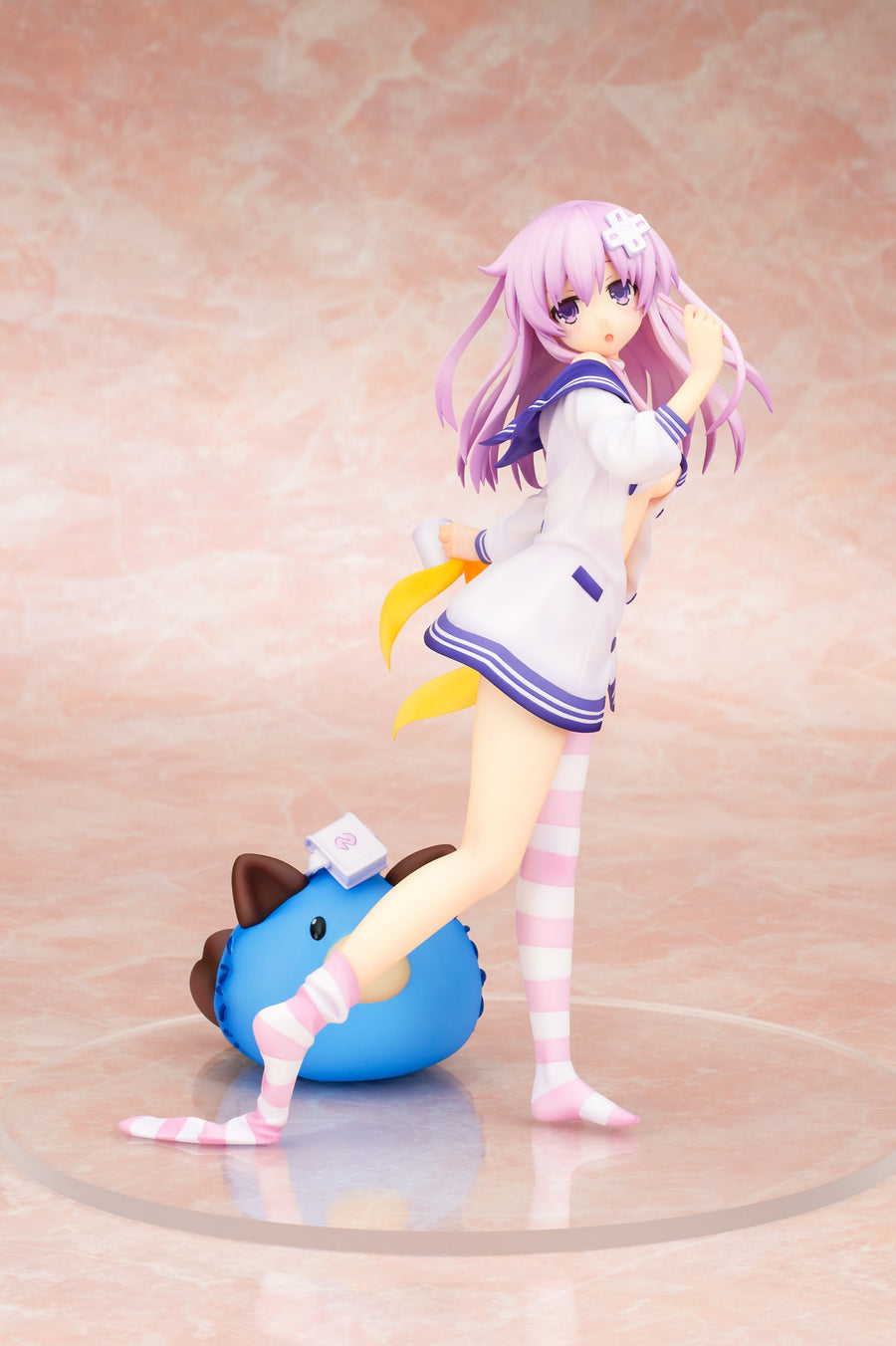 Hyperdimension Neptunia Nepgear Wake Up Version PVC Figure 1/8th Scale Figure