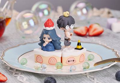 The Legend of Hei Collectible Figures: Happy Birthday! (One boxset includes 6 figures)