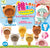 Plush Toy Costume - Animal Hat - Complete Set