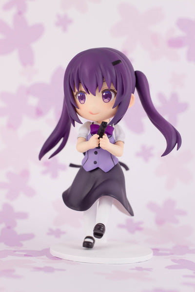 Is the order a rabbit? BLOOM Mini Figure Rize