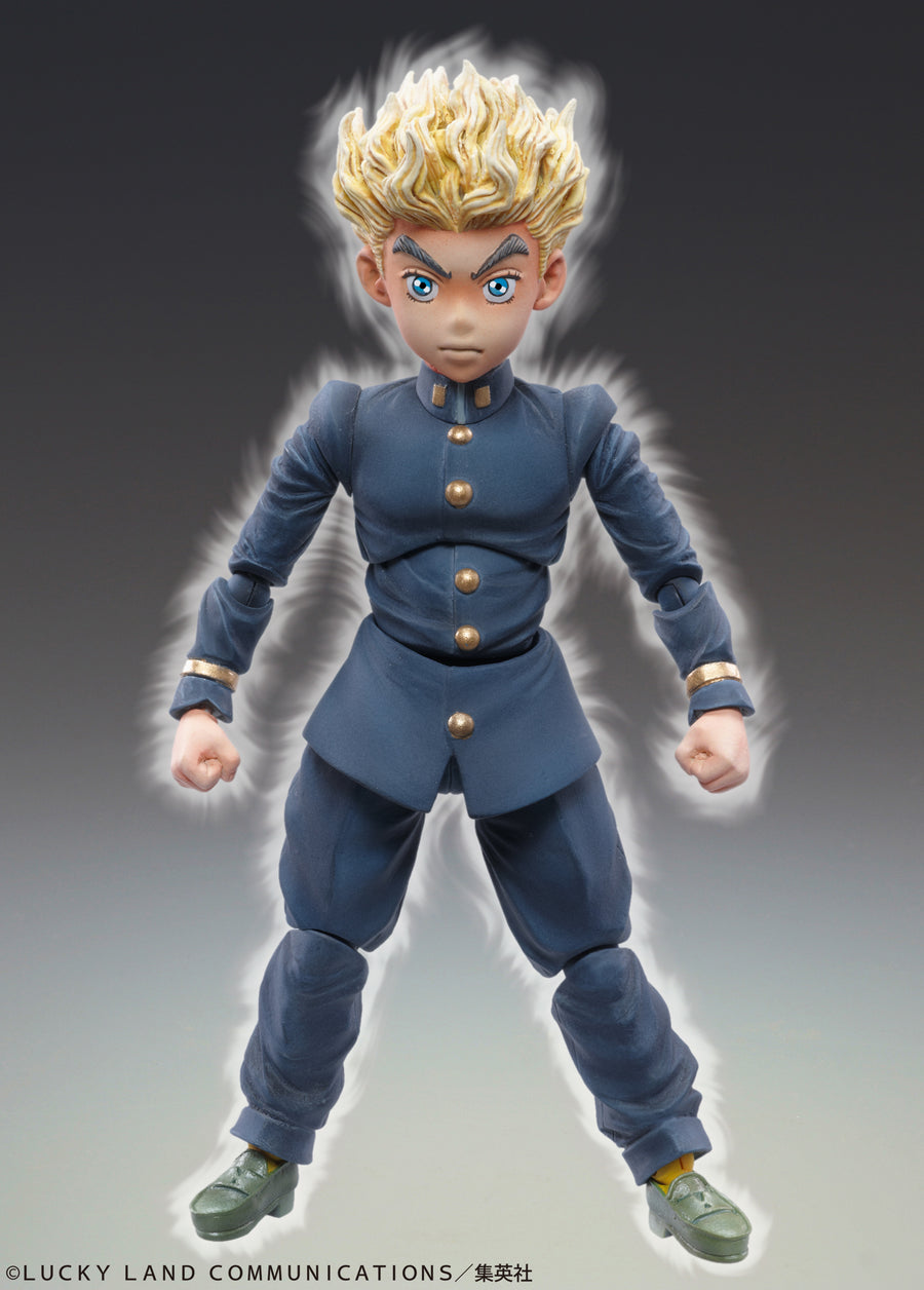 JOJO'S BIZARRE ADVENTURE Part 4 Diamond is unbreakable Chozokado Koichi Hirose & Ec (Act 1)