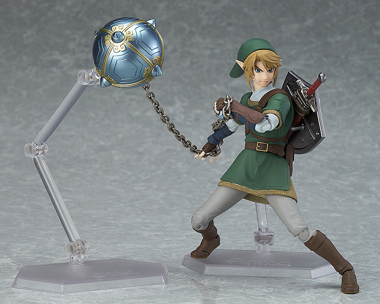 figma 320 Link: Twilight Princess ver. DX Edition (rerun)