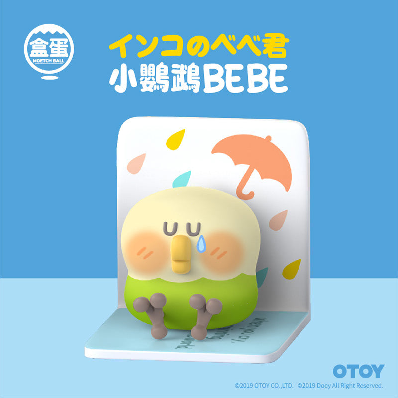 MOETCH x BEBE 1st edition by Doey