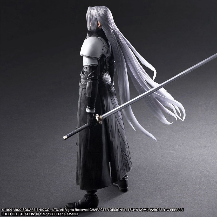 Final Fantasy VII Remake - Play Arts Kai Sephiroth