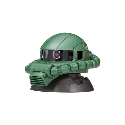 CP0134 - Mobile Suit Gundam - Exeed Model Zaku Head Vol.6 - Complete Set