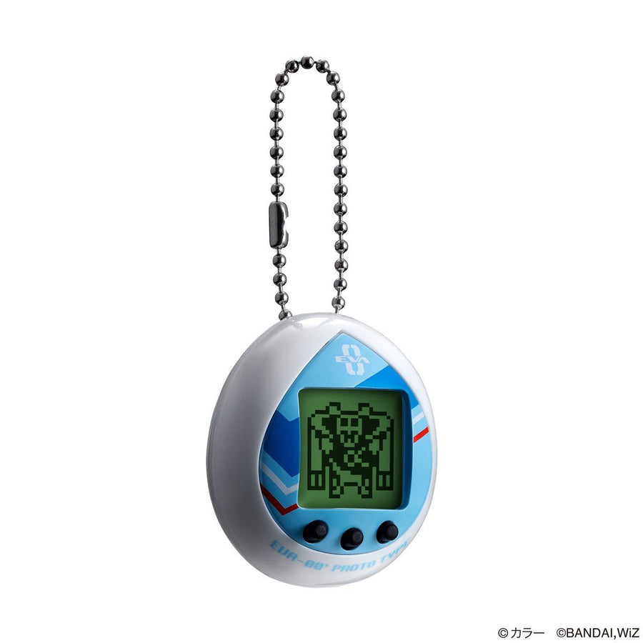 TAMAGOTCHI - EVATCHI REI MODEL - BLUE COLOR