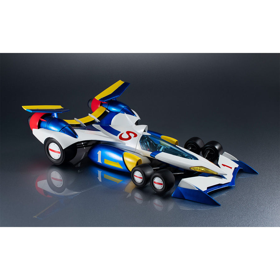 Variable Action Hi-SPEC - Future GPX Cyber Formula 11 - SUPER ASRADA AKF-11 (with gift)