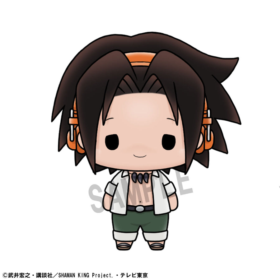 CHOKORIN MASCOT SERIES SHAMAN KING (SET of 6pcs)