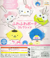 CP1035 Sanrio Characters Fuwafuwa Pouch Collection