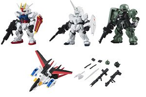 Mobile Suit Gundam Mobile Suit Ensemble 10