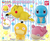 Pokemon CapChara Pokemon 5 Mascot - Complete Set