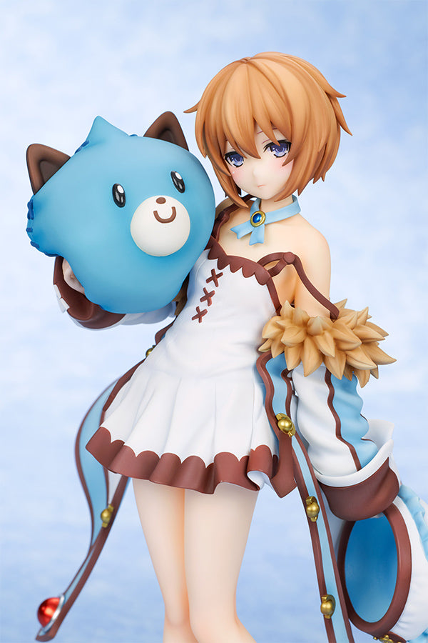 Hyperdimension Neptunia - Blanc Wake Up Version - 1/8th Scale Figure