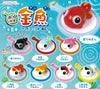 CP0385P - Goldfish with Poi Mascot BC - Complete Set