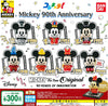 CP0432 - Disney ColleChara! Mickey 90th Anniversary - Complete Set