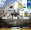 Monster Hunter World - Environmental Organisms Book - Complete Set