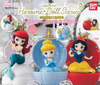 Disney Princess CapChara Heroin Doll Stories: Cinderella, Snow White, Ariel - Complete Set