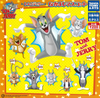 Tom and Jerry Nakayoshi Mascot - Complete Set