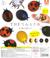CP0906 - 3D File Series The Coccinellidae - Complete Set