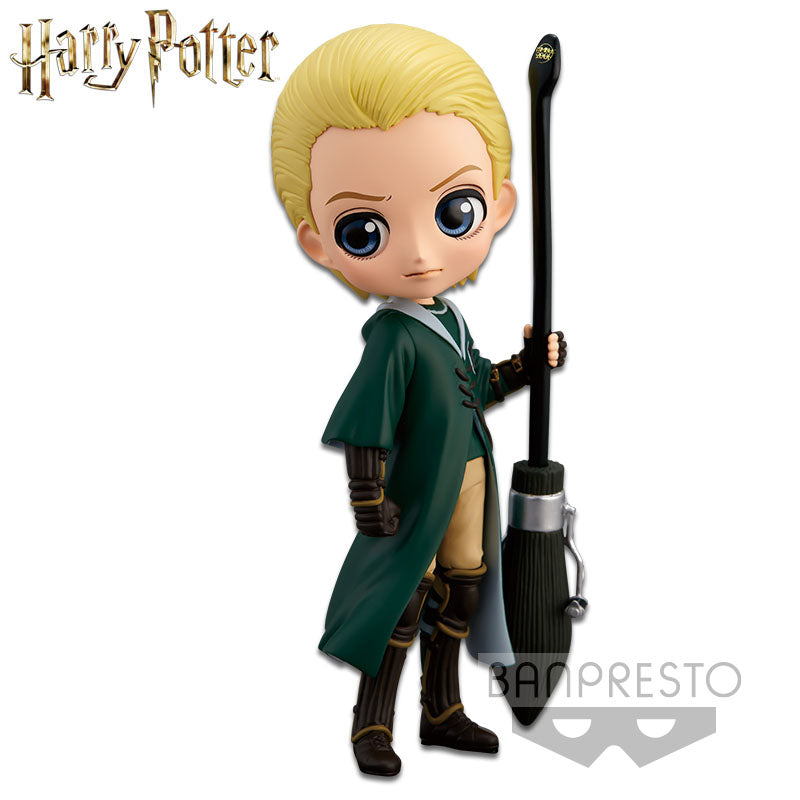Q posket - Harry Potter - Draco Malfoy Quidditch Style (ver.A)