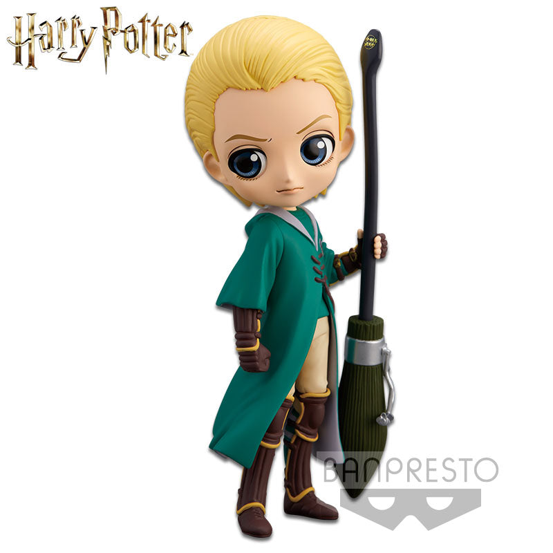Q posket - Harry Potter - Draco Malfoy Quidditch Style (ver.B)