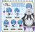 Re : Zero - Rem ga Ippai Capsule Collection Figure - Complete Set