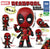 Deadpool Ore-chan Figure Collection - Complete Set