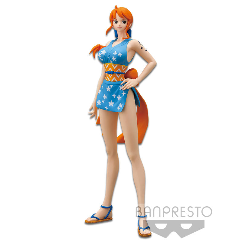 ONE PIECE GLITTER&GLAMOURS - NAMI WANOKUNI STYLE (ver.A)