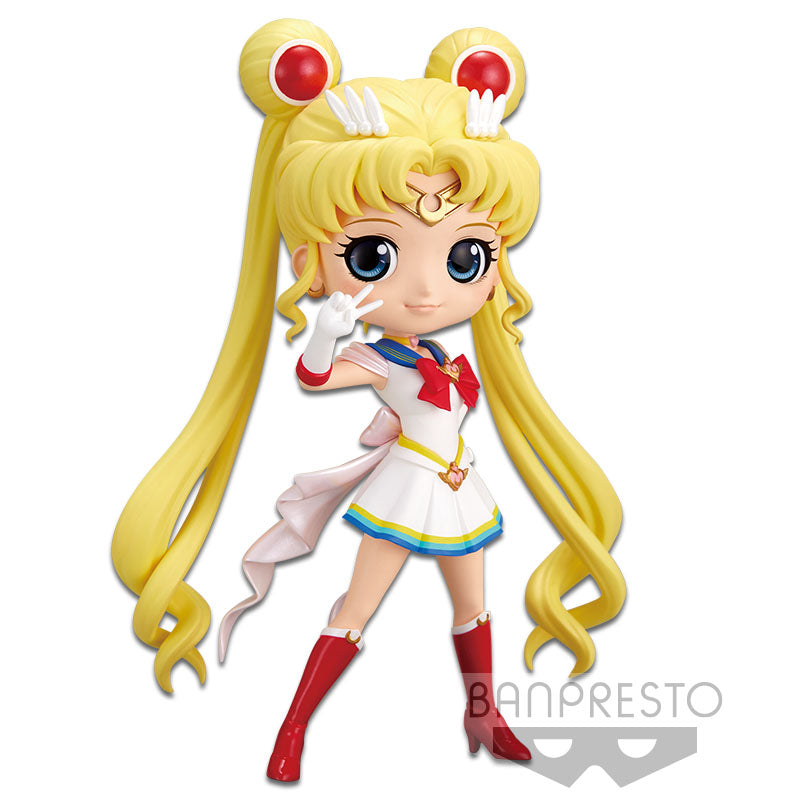 QPosket Super Sailor Moon The Movie Eternal Super Sailor Moon ( Ver B. )