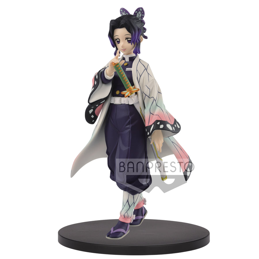 DEMON SLAYER : KIMETSU NO YAIBA - FIGURE VOL.9 ( B : SHINOBU KOCHO )